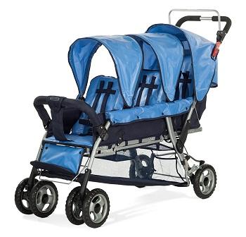 Child Craft Sport Multi-Child Triple Stroller