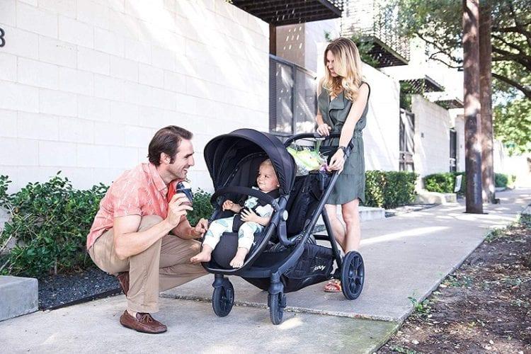 Convertible Stroller Comfort