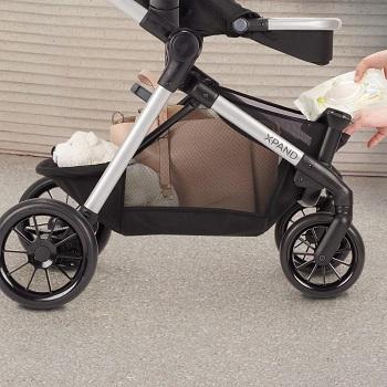Convertible Stroller Storage