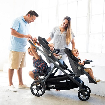 Convertible Stroller kids