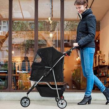 Dog Stroller Safety