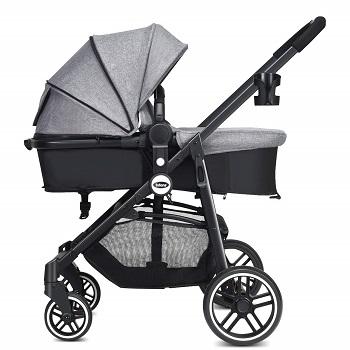 INFANS 2 in 1 Baby Stroller