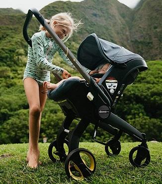 Doona Car Seat Stroller Comfort