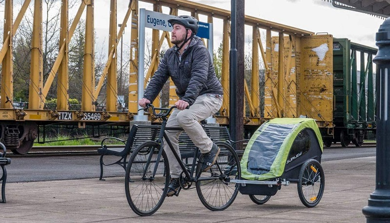 The Best Baby Bike Trailer