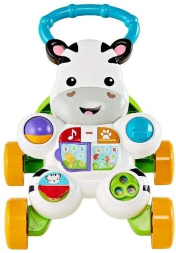 Fisher-Price Learn With Me Zebra