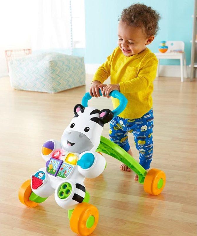 baby walker push toy