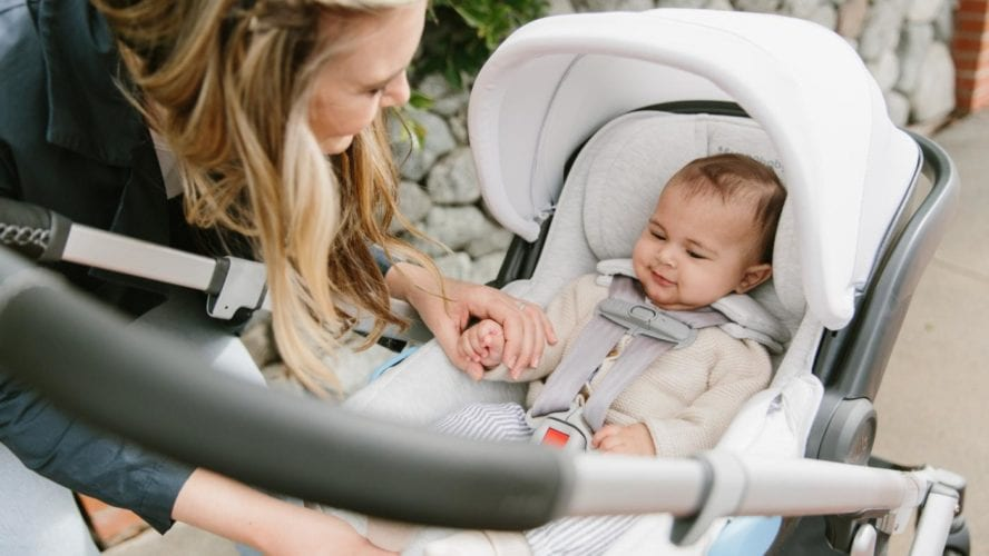 uppababy car seat review