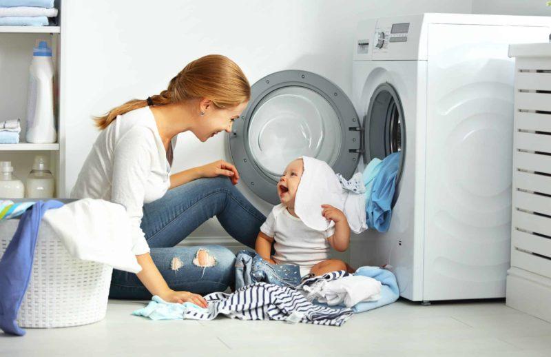 baby safe detergent