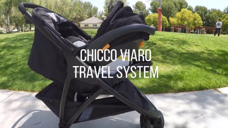 Chicco VIARO Travel System review