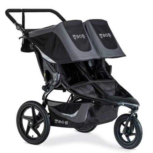 BOB Gear Revolution Flex 3.0 Duallie Double Jogging Stroller