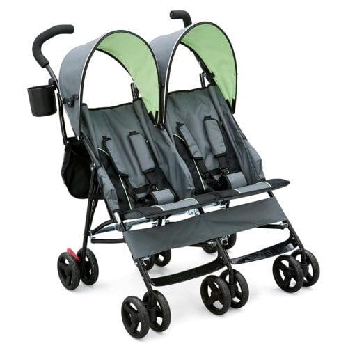 Delta Children Lx Double Umbrella Stroller