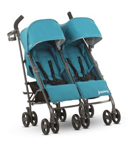 JOOVY Twin Groove Ultralight Umbrella Stroller,