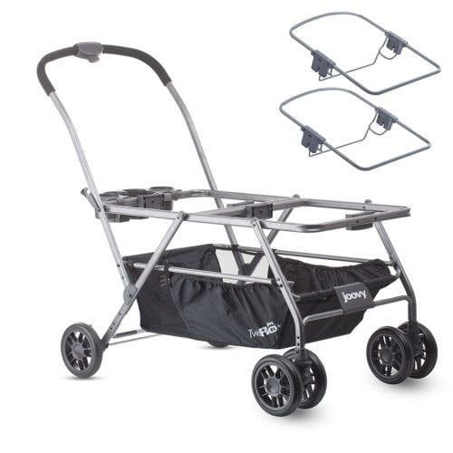 Joovy Twin Roo+ Stroller