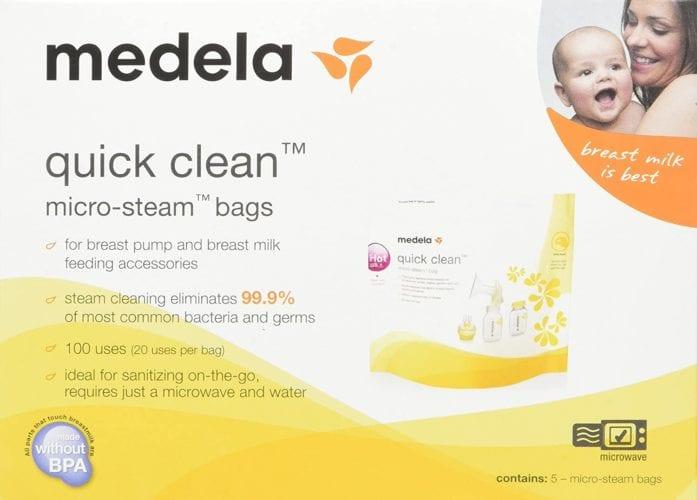 Medela Quick Clean Micro-Steam Bags