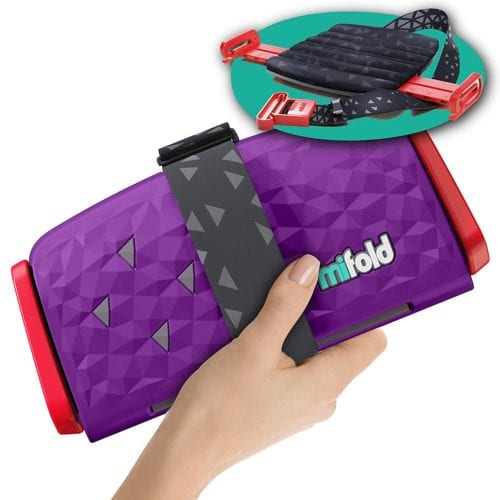 mifold Comfort Grab-and-go Car Booster Seat