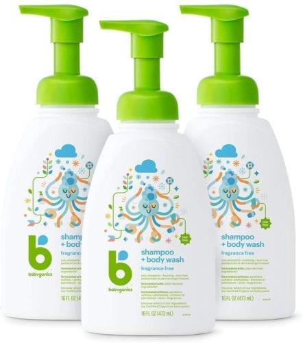 Babyganics Baby Shampoo