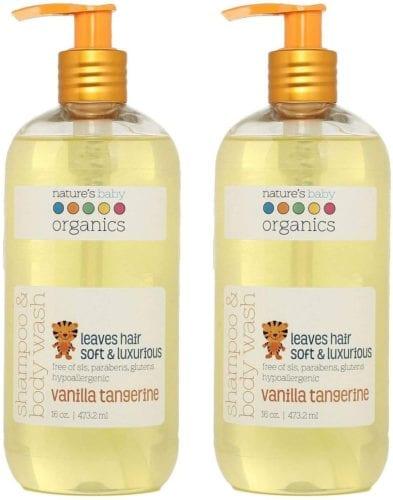 Nature's Baby Organics Baby Shampoo