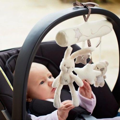 NeatoTek Baby Hanging Rattle Toys
