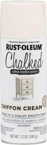 Rust-Oleum 302596 Chalked Spray Paint
