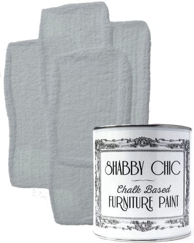 Shabby Chic Chalked Furniture Paints