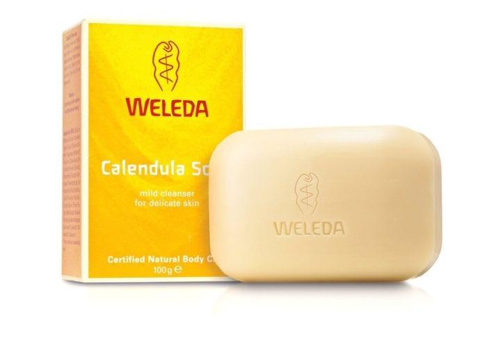 Weleda Calendula Baby Soap