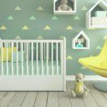 baby safe crib nursery paint