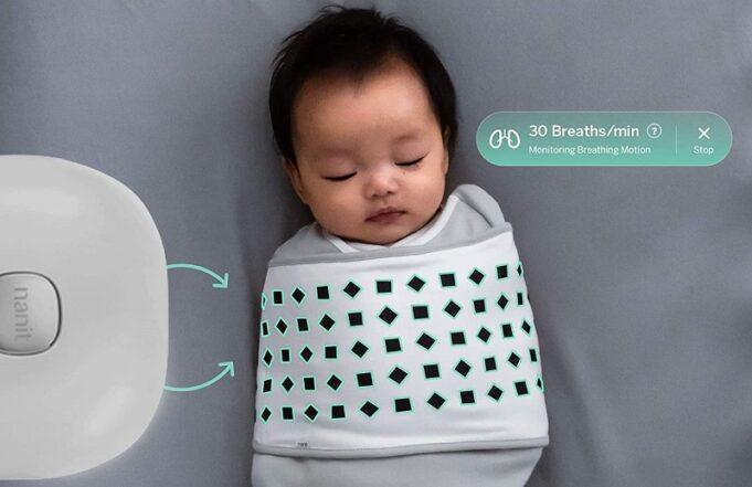 Nanit Baby Breathing Monitoring