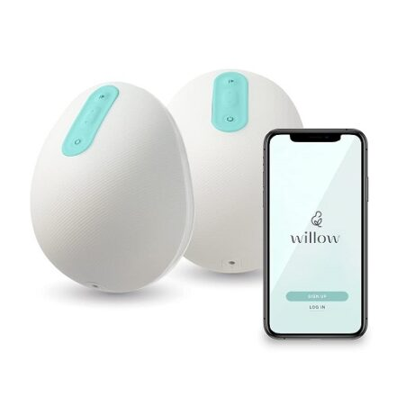 Willow wearable breast pump