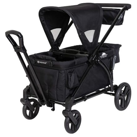 Baby Trend Expedition 2-in-1 Stroller