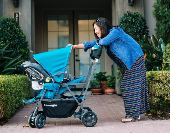 Best Strollers with Standing Platform