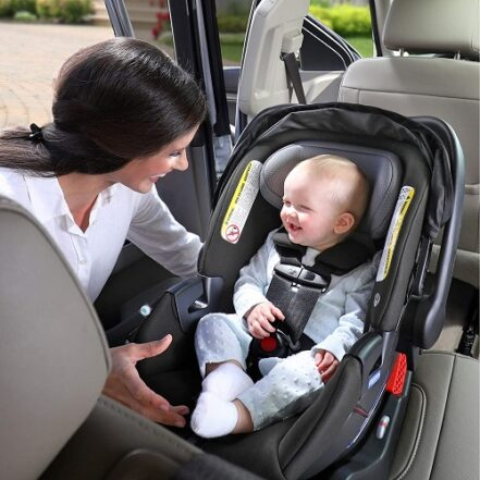 Britax B-Safe Gen2 Flexfit Infant Car Seat