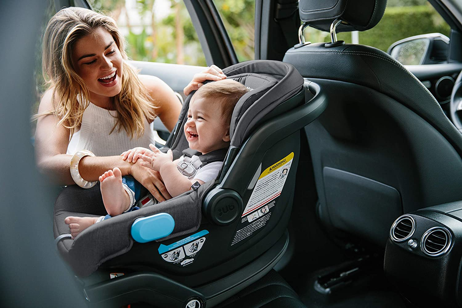 Car Seat Differences