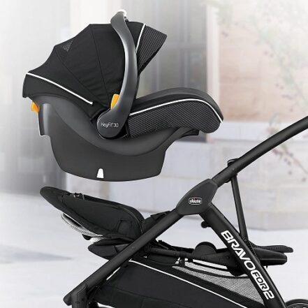 Chicco BravoFor2 LE car seat compatiable