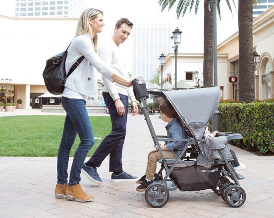 Comfortness of stroller board