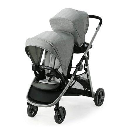 Graco Ready2Grow LX 2.0 Double Stroller,