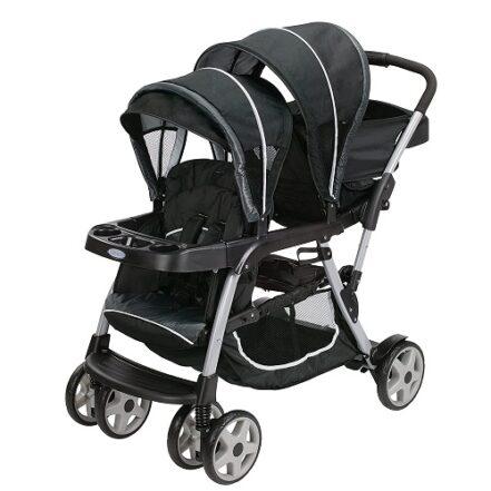 Graco Ready2Grow LX Double Stroller