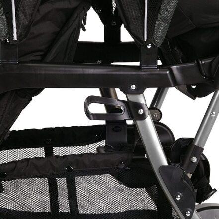 Graco Ready2Grow LX Double Stroller Storage