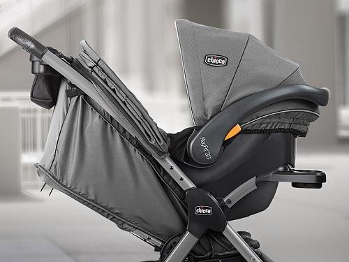 Infants car seat compatibility