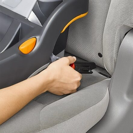 Installation of car seat