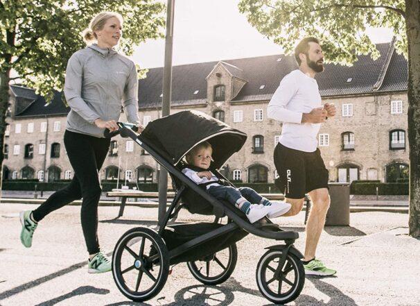 Jogging Stroller Running Tips