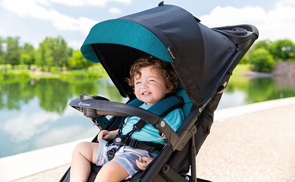 Our Baby Trend Stroller Review