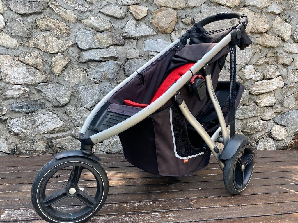 Phil and Teds Vibe Double Stroller Review