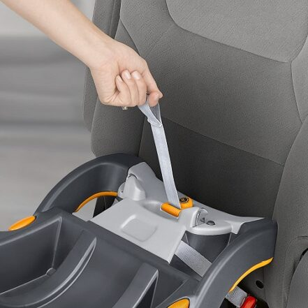 Safety Features of Chicco Keyfit 30