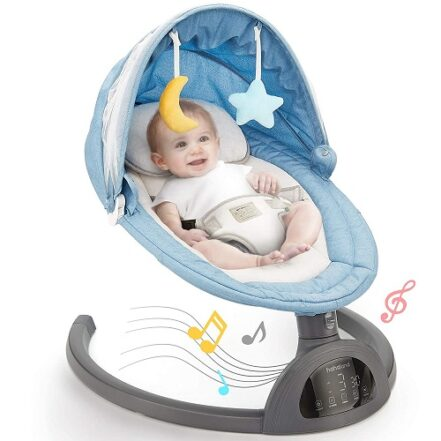 Baby Swing Bluetooth Enabled
