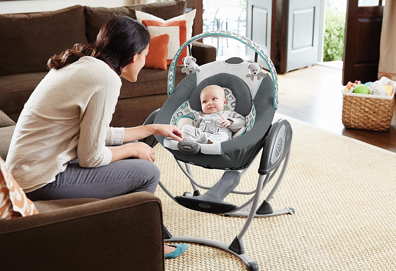 Best Baby Swings Review