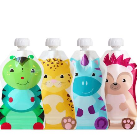 ChooMee Reusable Food Pouches