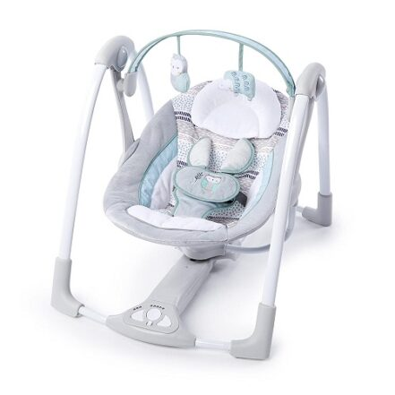 Ingenuity Compact Portable Baby Swing