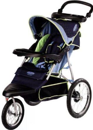 Instep Safari Swivel Jogging Stroller