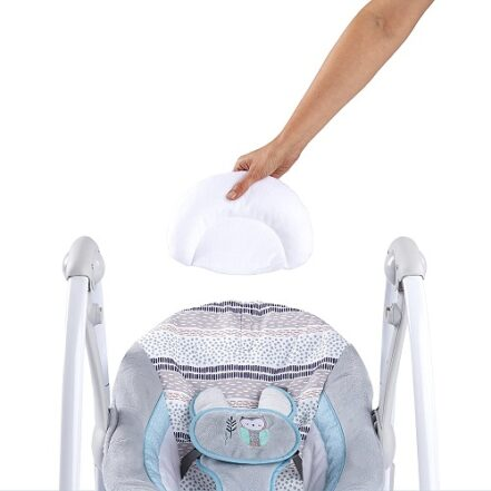 Seat Pad of baby swing